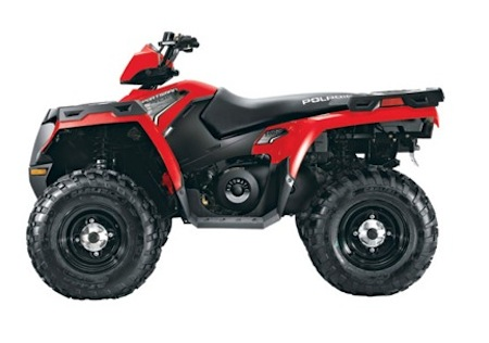 Polaris Sportsman 400 Photo